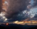 Some amazing sunset