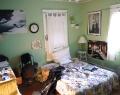 Mein Zimmer, inklusive Tirol-Flair, selbstverständlich