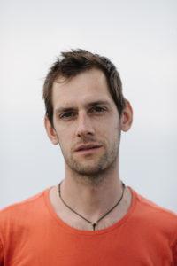 Porträt Simon Schöpf (Foto: Elias Holzknecht)